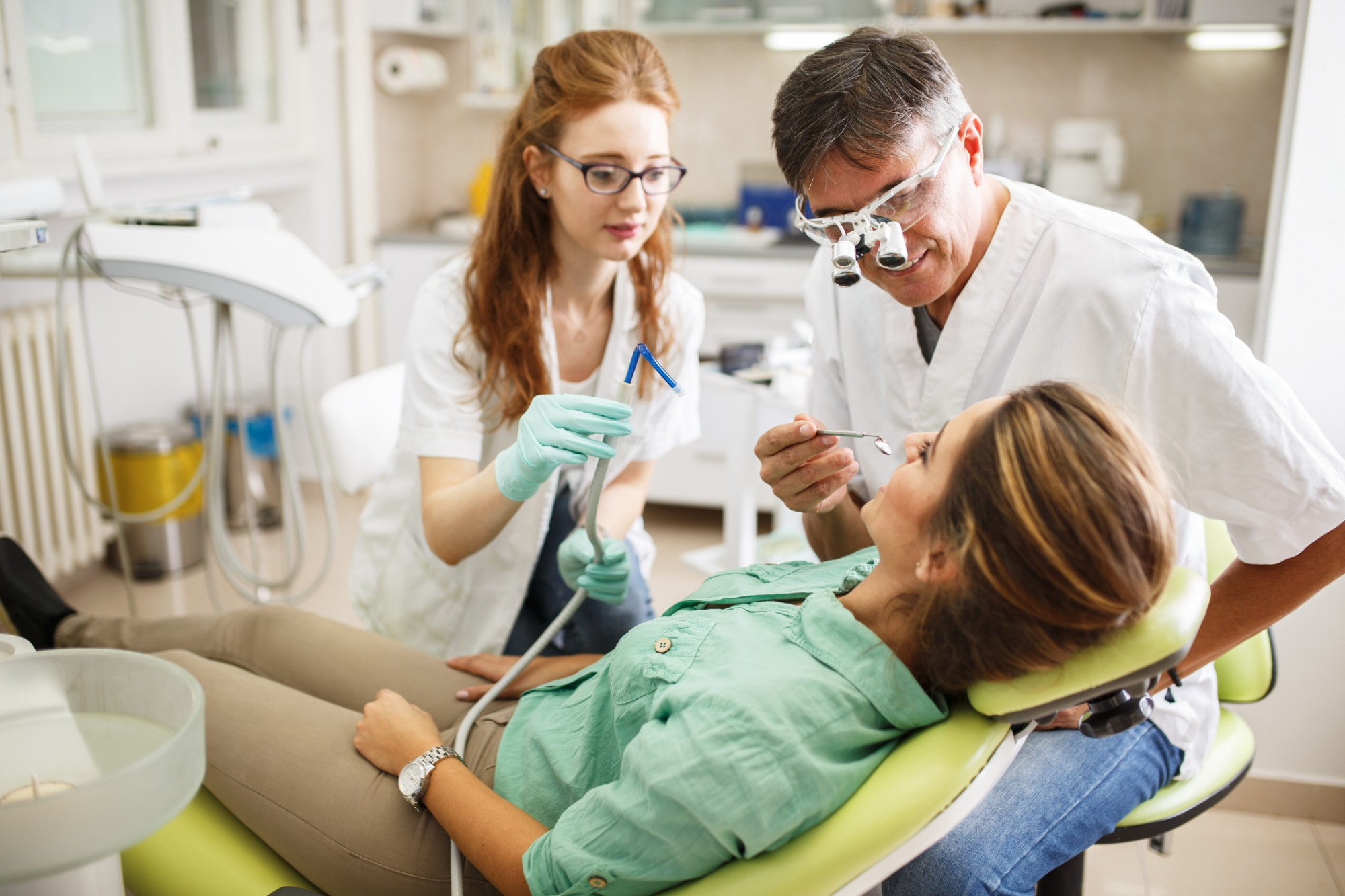 dental assisting dentist - Ashland County West Holmes Career Center