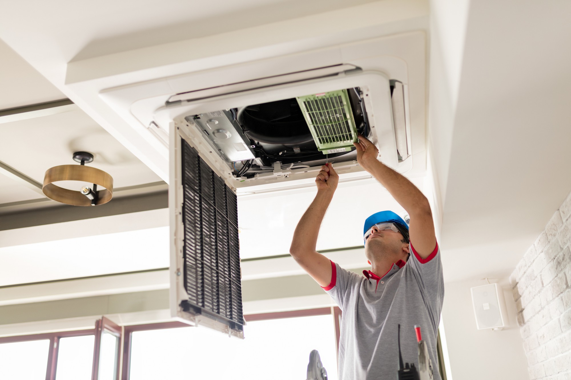 Heating Ventilation Air Conditioning HVAC- Ashland County West Holmes Career Center