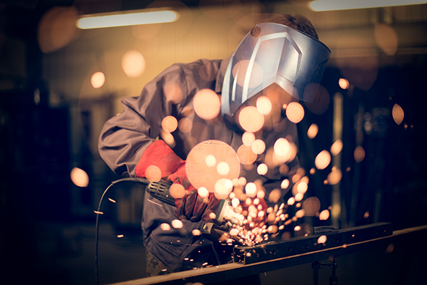 Welding at Ashland County-West Holmes Career Center