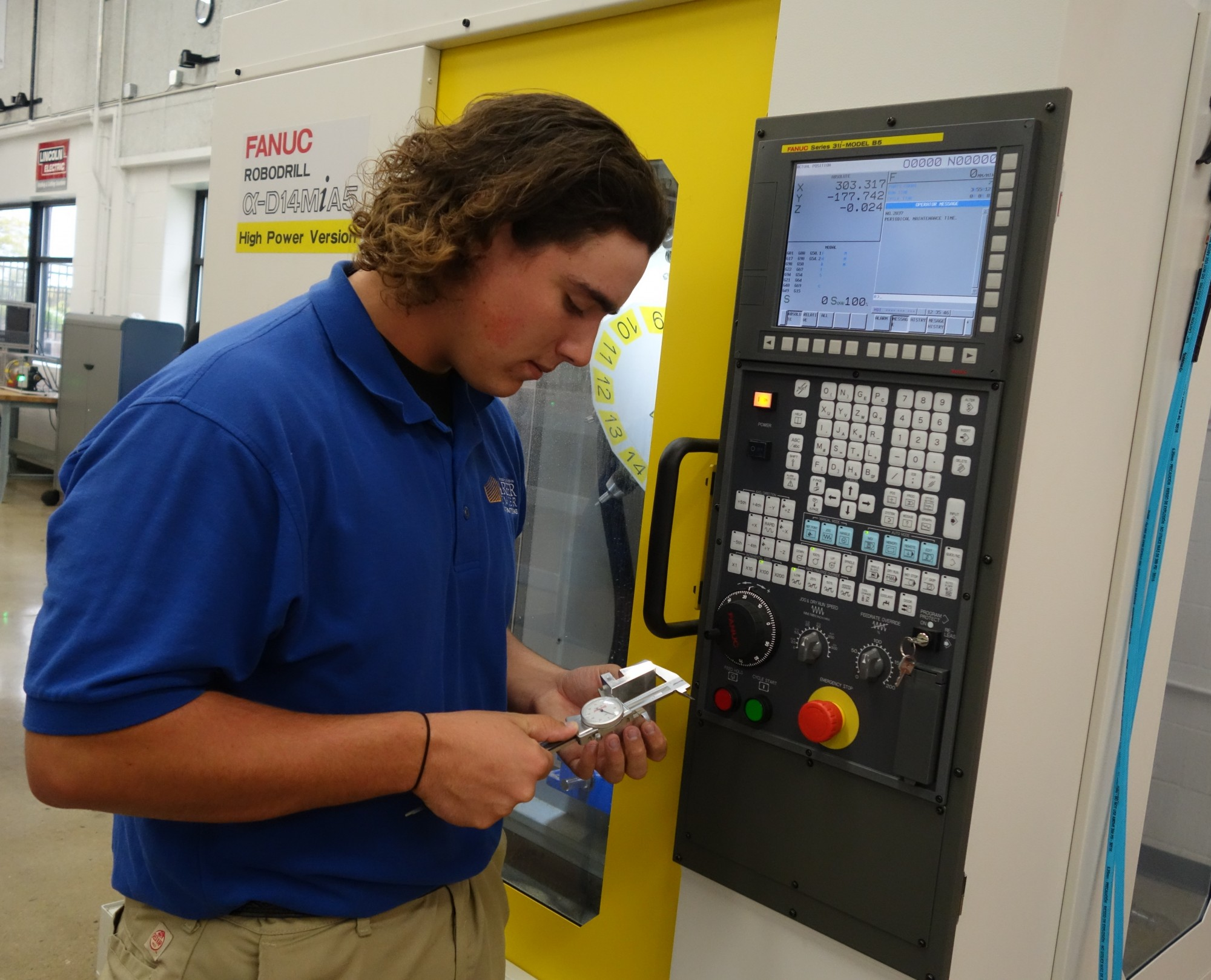 Manufacturing Technology | ACWHCC