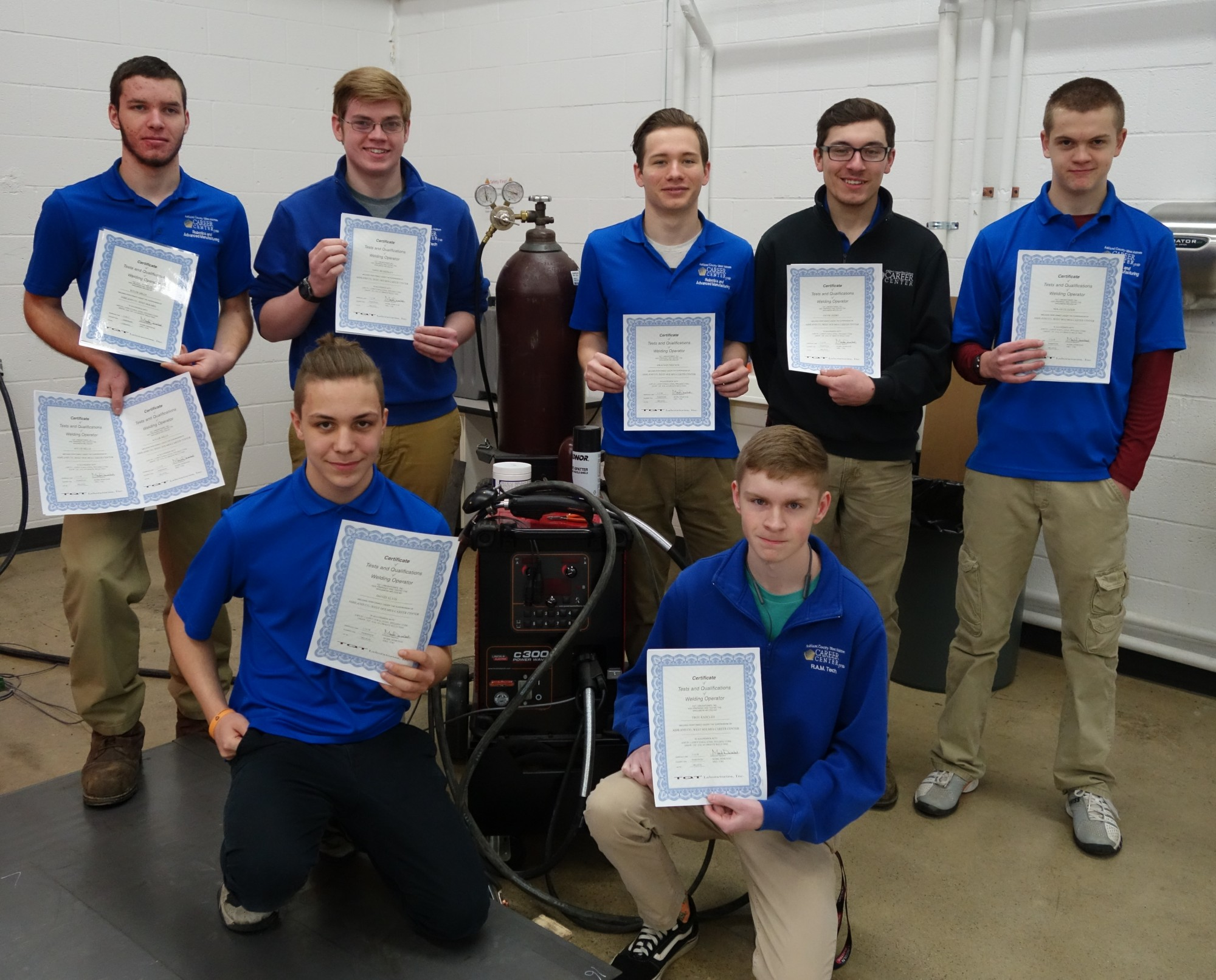 RAM Students Earn Certificates